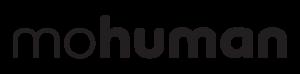 Mohuman_Logo Black